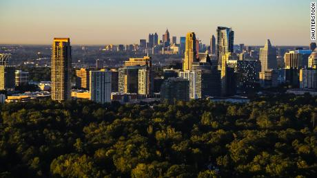 A 'Covid crime wave' is one reason these residents want to break away from Atlanta -- but critics say a split would be devastating for the city
