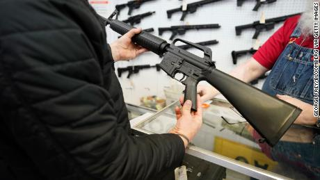 America is on a gun-buying spree. Here's what is driving the surge