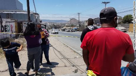 Human remains found in two voting booths as Mexicans hit the polls