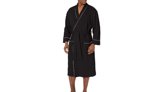 Amazon Essentials Men's Waffle Robe