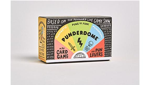 Punderdome: A Card Game for Pun Lovers