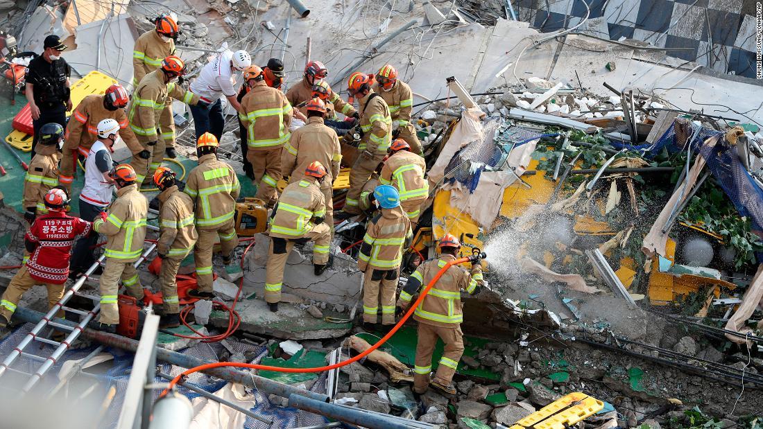 210609214950 01 south korea building collapse 9 deaths super tease