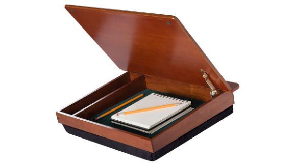 LapDesk Schoolhouse Wood Lap Desk