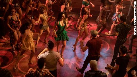 """A scene from """"In the Heights."""""""