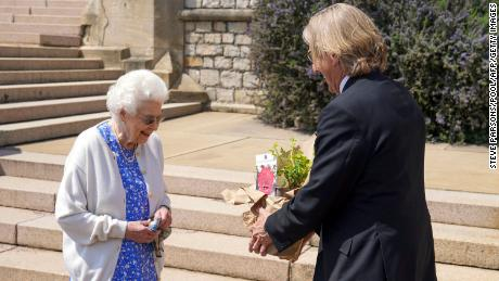 A royalty from the sale of each rose will go to The Duke of Edinburgh's Award Living Legacy Fund, which will give more young people the opportunity to take part in the youth development program.