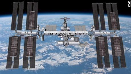 The solar arrays on the space station are due for an upgrade.
