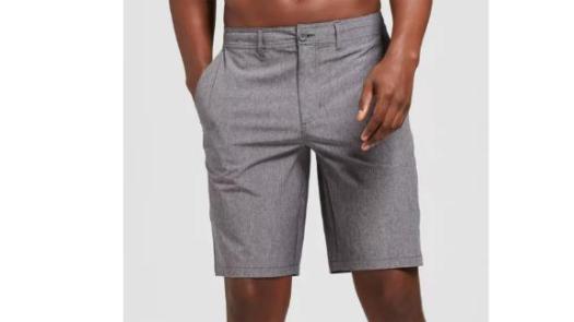 Goodfellow & Co. Men's 10.5-Inch Rotary Hybrid Shorts