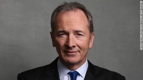 James Gorman, chief executive officer of Morgan Stanley, wants New York workers back in the office.
