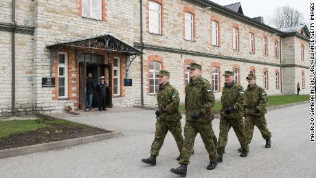 The NATO Cooperative Cyber Defence Centre of Excellence in Tallinn conducts research and training on cyber security.