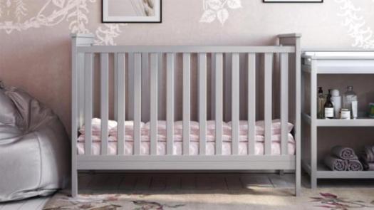 Antonia 3-in-1 Convertible Crib