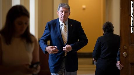 Manchin lays out long list of demands as key Senate chairs move to win his vote