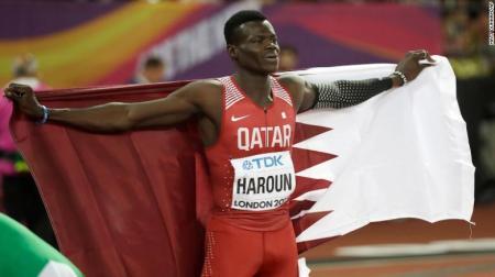 Qatari Sprinter Abdalelah Haroun, 2017 World Athletic Championships Bronze Medalist, Dies Aged 24