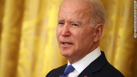Biden addresses intelligence community for first time as President