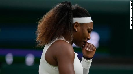 Serena Williams' quest for a 24th grand slam title continues.