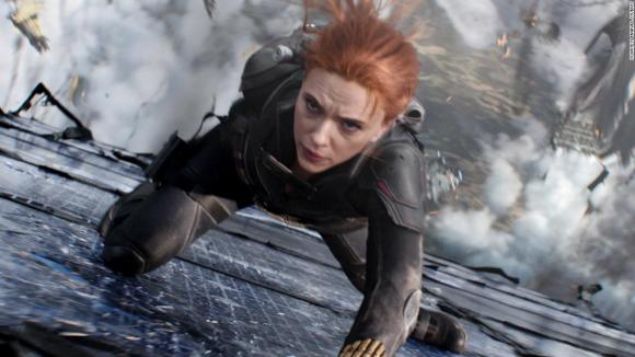 Scarlett Johansson is suing Disney over 'Black Widow' Disney+ release