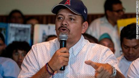 Nicaraguan presidential candidate Medardo Mairena Sequeira is the sixth detained ahead of November elections.