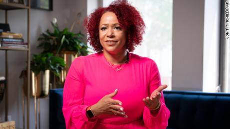 What Nikole-Hannah Jones's job decision reveals