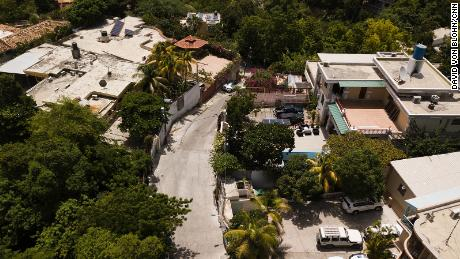 What the American accused of plotting to kill Haiti's President told police