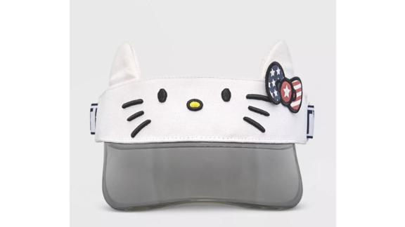 Girls US Olympic Team X Hello Kitty Visor