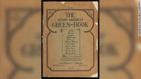 """During the era of Jim Crow, the """"Negro Motorist Green Book"""" listed hotels, restaurants, gas stations and other establishments where Black travelers were welcome."""