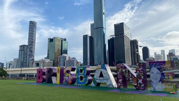Brisbane is expected to host the 2032 Olympics.