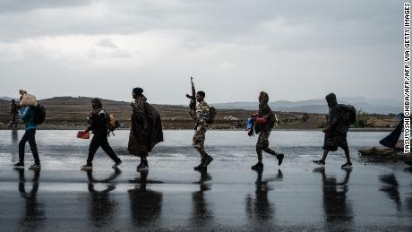 Ethiopia's Tigre army enters neighboring Afar region, says Afar