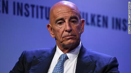 Prosecutors had evidence last year to charge prominent Trump ally Tom Barrack