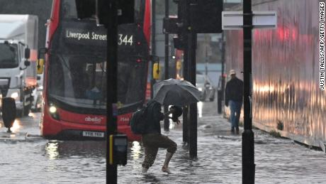 Floods in London are the latest sign big cities aren't ready for climate change