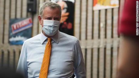 NYC Mayor Announces $100 Bonus to Anyone Getting Vaccinated at City-Run Site