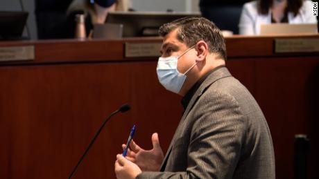 St. Louis County public health official says he was called racial slurs after council meeting on mask mandate