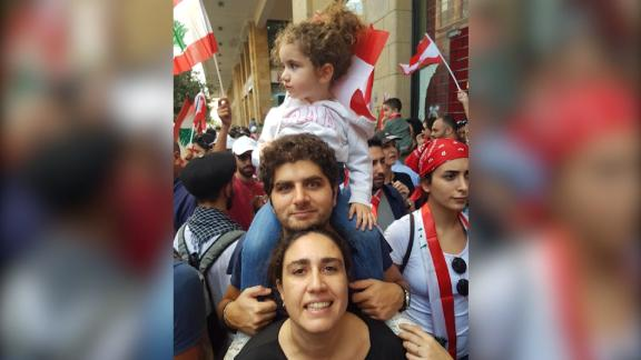 Paul and Tracy Naggear's three-year-old daughter, Alexandra was killed when the force of the Beirut port explosion threw her across a room in their home, crushing her skull.