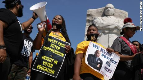 NAACP launches national campaign in latest strategy to combat widespread voter suppression efforts