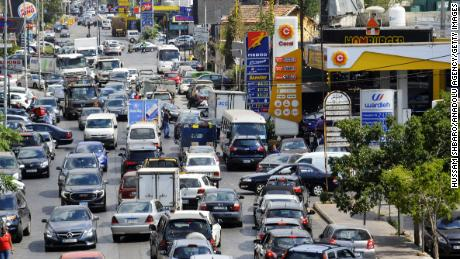 Electricity and transport become 'luxury' items overnight accelerating Lebanon's economic tailspin