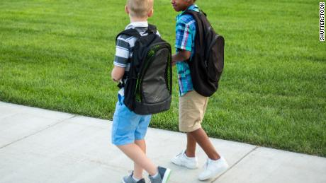 What polling shows families are fearful and excited for this school year