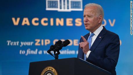 Mandates and testing among Biden's plans to combat Delta surge