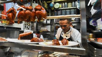 Singapore's famous Hawker Chan loses its sole Michelin star