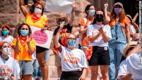 Texas' abortion law is one of the most restrictive in the developed world