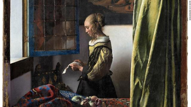 For 300 years, this painting had a secret hiding in plain sight