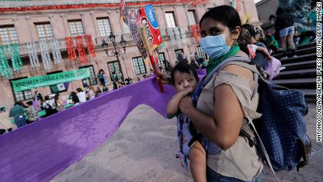 Mexico's abortion decision could make waves beyond its borders