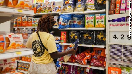 US inflation eased in August. But America's not out of the woods yet