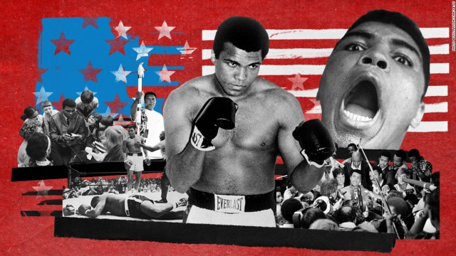 How Muhammad Ali stayed true to himself on his path to becoming an icon