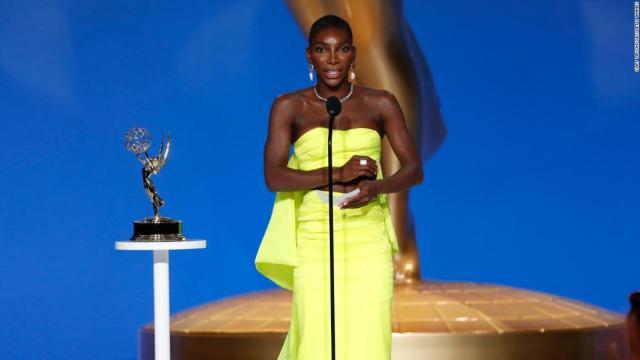 Five memorable Emmy speech moments