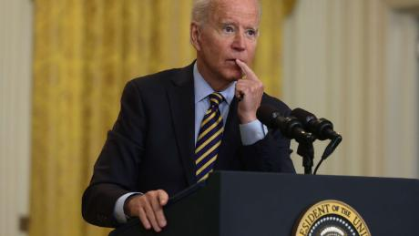 Foreign policy savvy Joe Biden's self-made image has suffered a serious blow