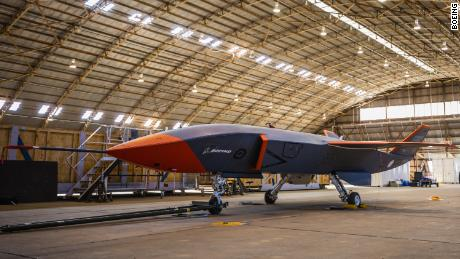 Sep 21, 2021-The Boeing Loyal Wingman drone during first flight testing in Australia in September. Boeing plans to build the drone at its first final assembly plant to be built in Australia, its first outside the United States.