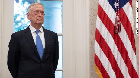 Former Defense Secretary James Mattis invested $85,000 in Theranos and let Elizabeth Holmes take his blood