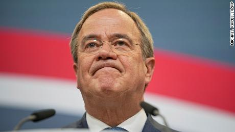 CDU leader Armin Laschet's campaign faltered after a series of gaffes.