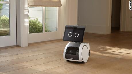 Amazon's Astro robot