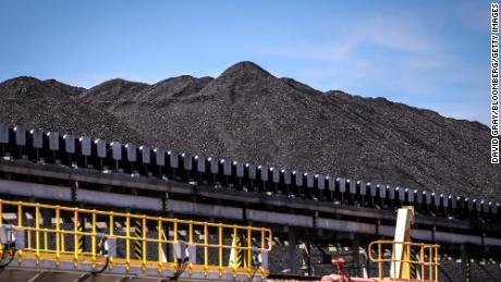 Australia is one of the world's biggest coal exporters.