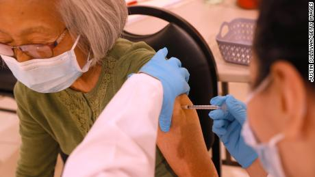 CDC data shows more people getting Covid-19 vaccine boosters than their first shot
