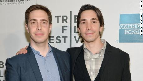 Justin Long and his brother Christian Long, here in 2013, have collaborated on a new film.